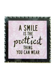 DEMDACO Smile Mirror Plague - Product Mini Image