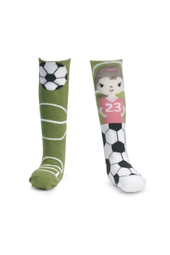Shoptiques Product: Soccer Socks