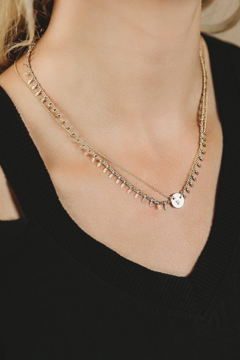 Sarah Briggs Demelza Necklace - Product List Image