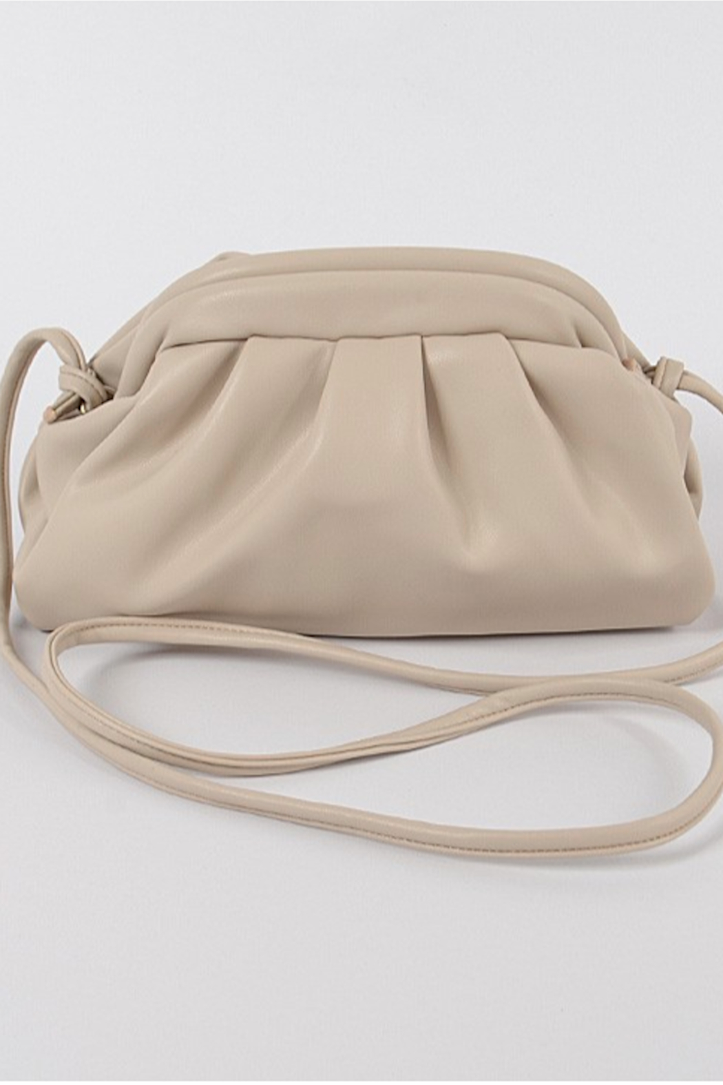 H&D Accessories Demi Crossbody Clutch - Front Cropped Image