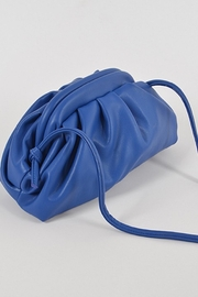 H&D Accessories Demi Crossbody Clutch - Front cropped
