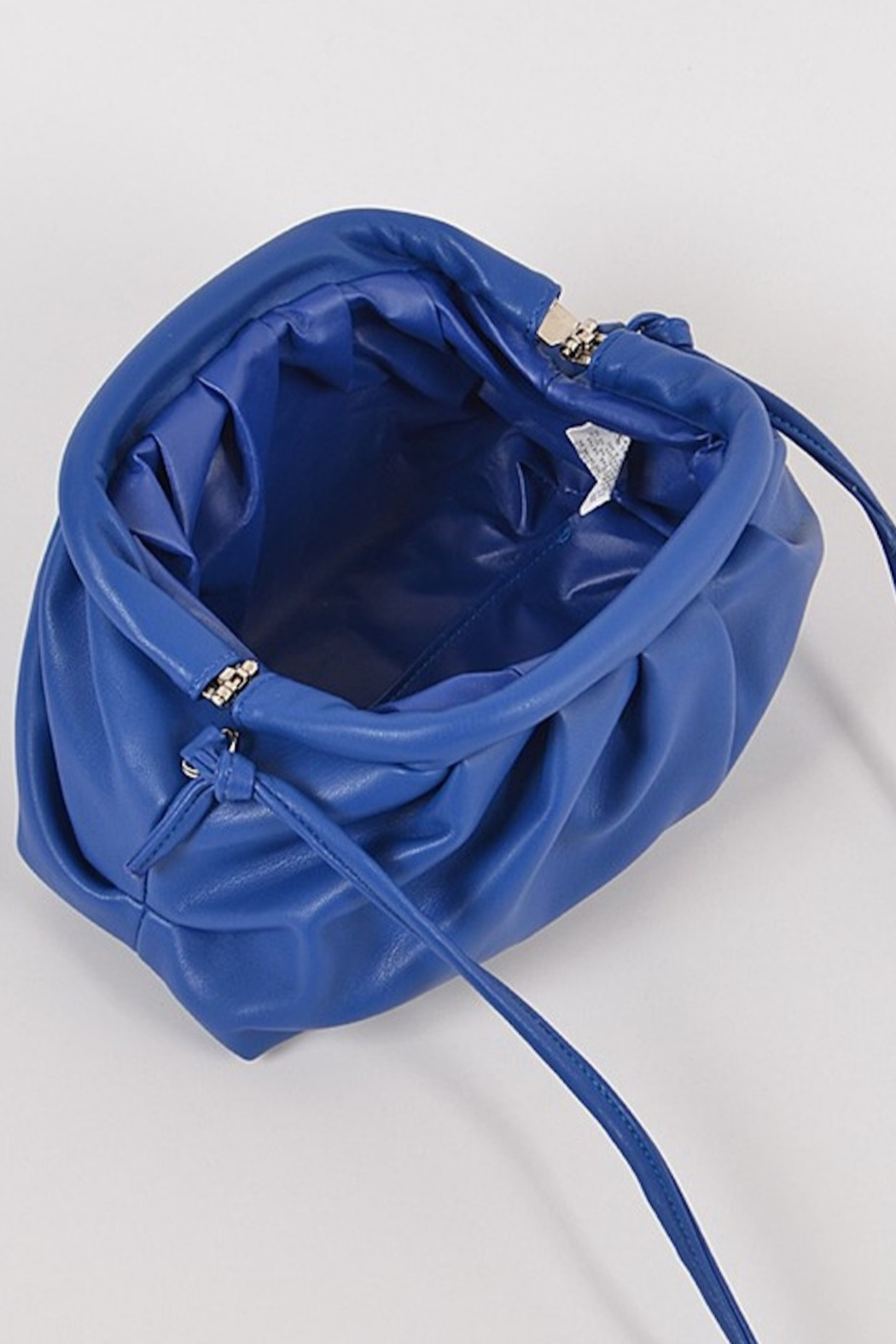 H&D Accessories Demi Crossbody Clutch - Front Full Image