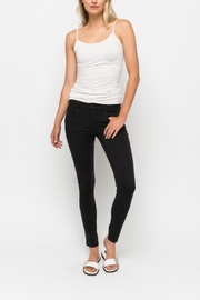 Mystree Demy Cropped Jean - Product Mini Image