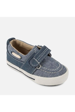 Shoptiques Product: Denim Boat Shoe