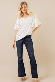 Simply Noelle Denim Bootcut Jeans - Product Mini Image