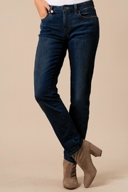 Simply Noelle Denim Boyfriend Jean - Front cropped
