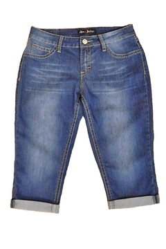 Love Indigo Denim Capri - Product List Image