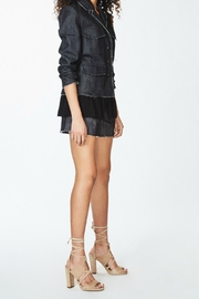 Nicole Miller Denim Combo Jacket - Side cropped