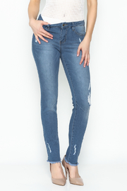 Denim Couture Light Jeans - Front cropped