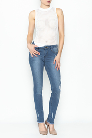 Denim Couture Light Jeans - Side cropped
