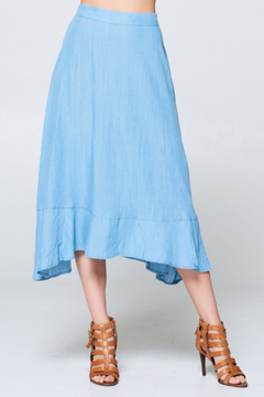 Shoptiques Product: Denim Dreams Skirt