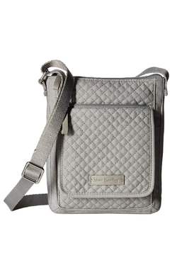 Vera Bradley Denim Gray Mini-Hipster - Product List Image