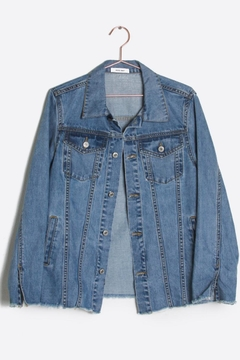 Mod Ref Denim Jacket - Alternate List Image
