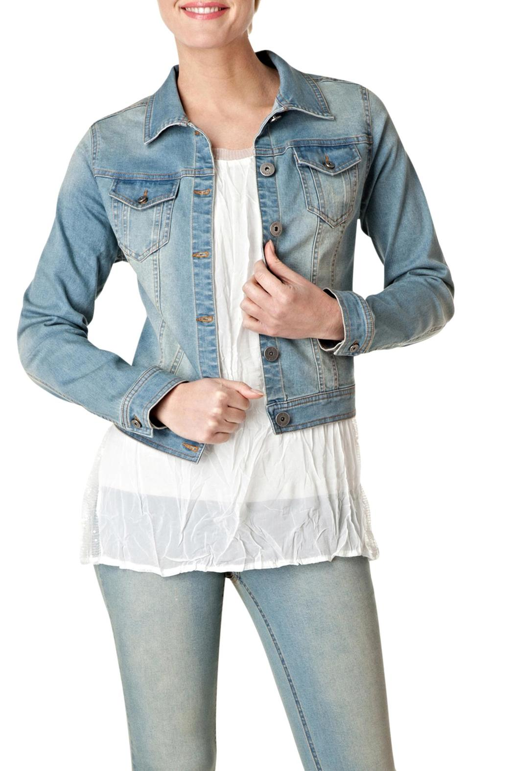 Yest Denim Jean Jacket - Main Image