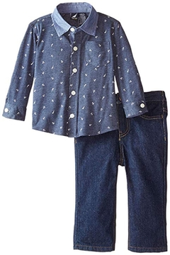 Nautica Denim Jean Outfit - Alternate List Image