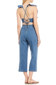 Sugar Lips Denim Jumpsuit - Other