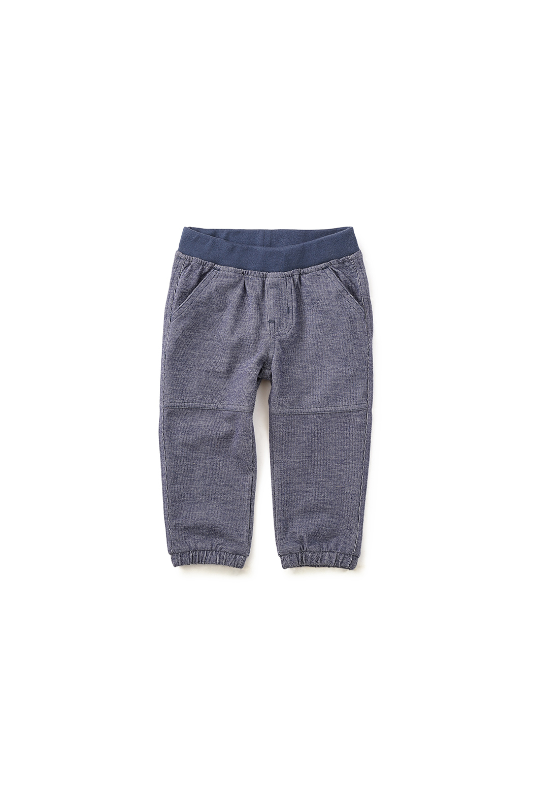 Tea Collection Denim Like Baby Pants - Front Cropped Image