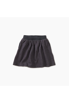 Shoptiques Product: Denim-Like French Terry Skirt