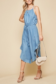 Andree by Unit Denim Love Jumpsuit - Product Mini Image