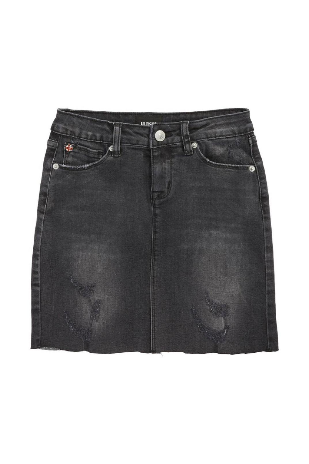 Hudson Jeans Denim Mini Skirt - Main Image
