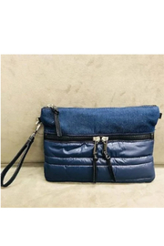 Sondra Roberts Denim Nylon Crossbody - Product Mini Image