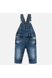 Mayoral Denim Overalls - Product Mini Image