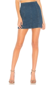 Free People Denim Skirt - Product Mini Image