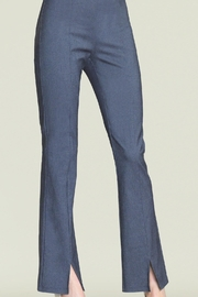 Clara Sunwoo Denim Split-Front Pant - Product Mini Image