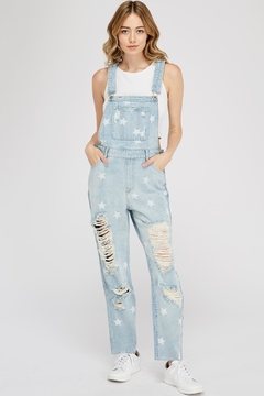 Shoptiques Product: Denim Star Overall