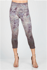 M-Rena  Denim Stretch Leggings - Product Mini Image