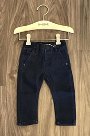 IKKS Denim Tapered Pants - Front cropped