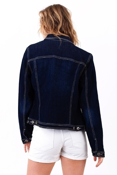 Baccini Denim Trucker Jacket - Alternate List Image