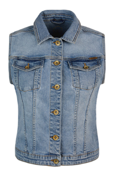 Summum Denim Vest - Alternate List Image