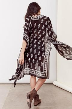 Shoptiques Product: Printed Scarf Cover-Up
