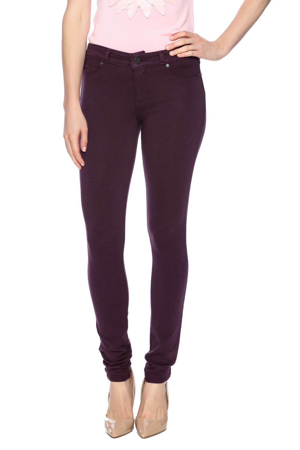 Find Purple women's skinny jeans at ShopStyle. Shop the latest collection of Purple women's skinny jeans from the most popular stores - all in one.