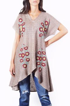 Shoptiques Product: Long Brown Sweater