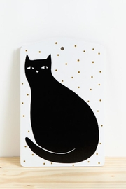Depeapa Cat Cutting Board - Product Mini Image