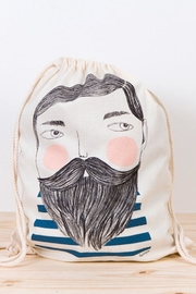 Depeapa Fisherman Backpack - Front cropped