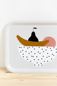 Shoptiques Product: Fruit Platter Tray