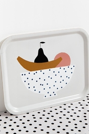 Depeapa Fruit Platter Tray - Front cropped
