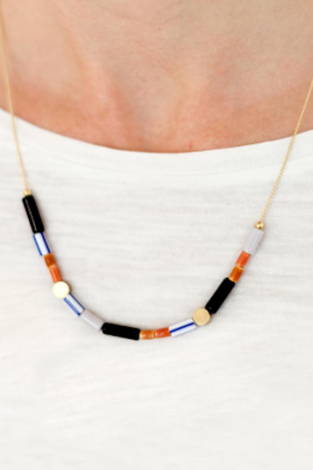 Depeapa Guateque Necklace - Front Full Image