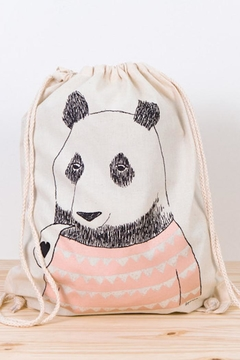 Shoptiques Product: Panda Bear Backpack