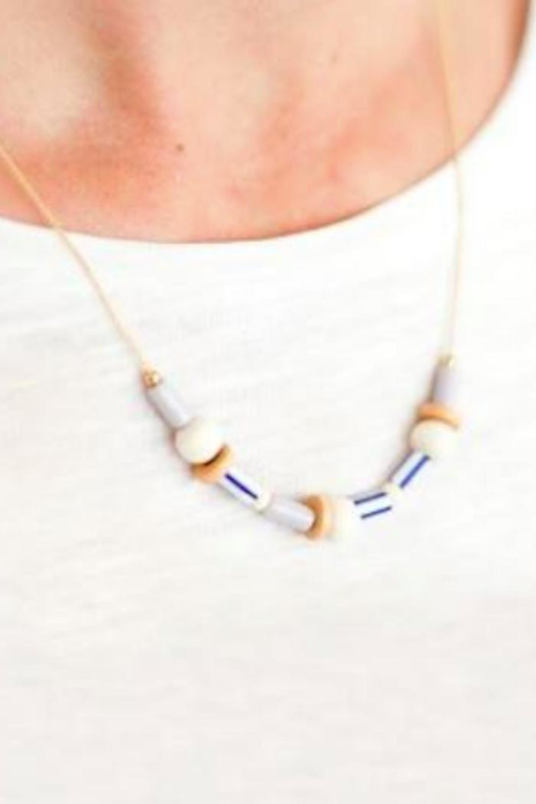 Depeapa Picospardos Necklace - Front Full Image