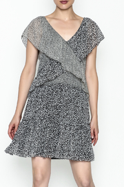 Derek Lam 10 Crosby Cross Ruffle Dress - Product Mini Image