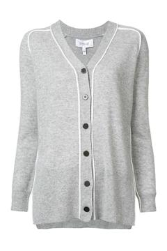 Derek Lam 10 Crosby Cashmere Button-Down Cardigan - Product List Image