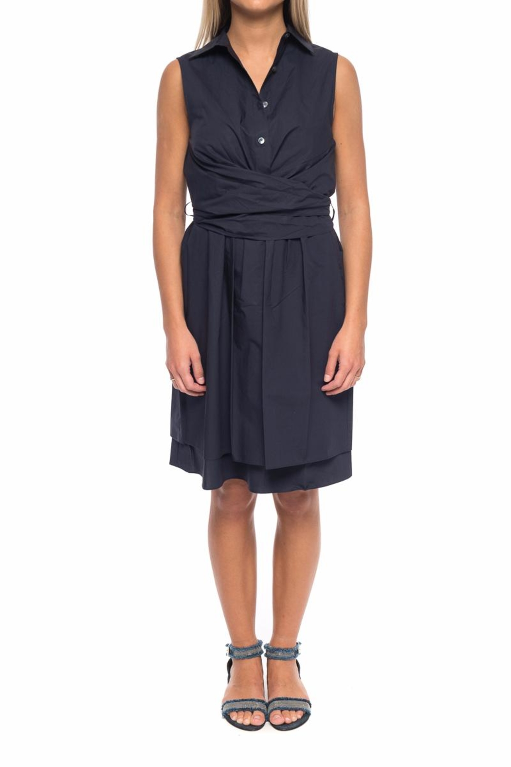848aaae8901667 Derek Lam 10 Crosby Poplin Shirt Dress from New Jersey by Hartly ...