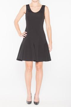Derek Lam 10 Crosby Scuba Fit And Flare Dress - Product List Image
