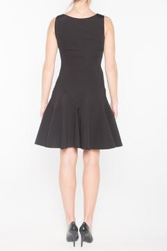 Derek Lam 10 Crosby Scuba Fit And Flare Dress - Alternate List Image