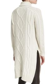 Derek Lam 10 Crosby Turtleneck Sweater Dress - Front full body