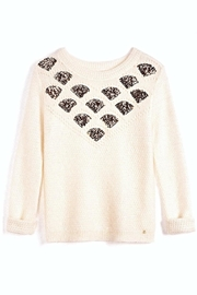 Des Petits Hauts Whimsical Pullover - Side cropped